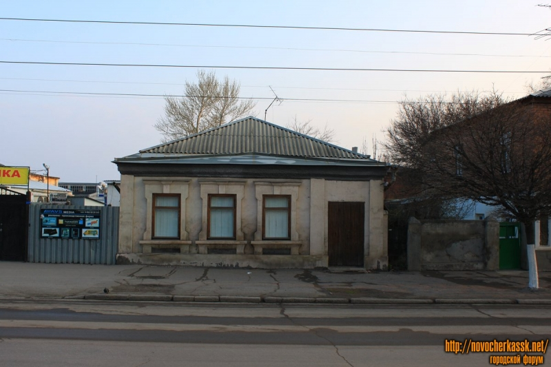 Проспект Баклановский, 12