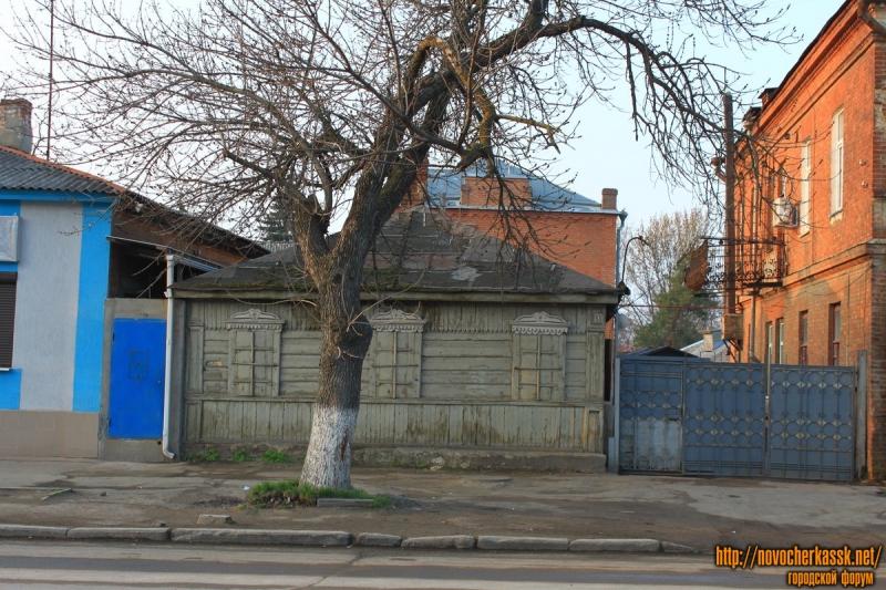 Проспект Баклановский, 13