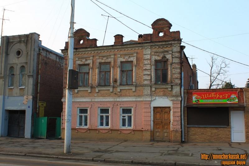 Проспект Баклановский, 9