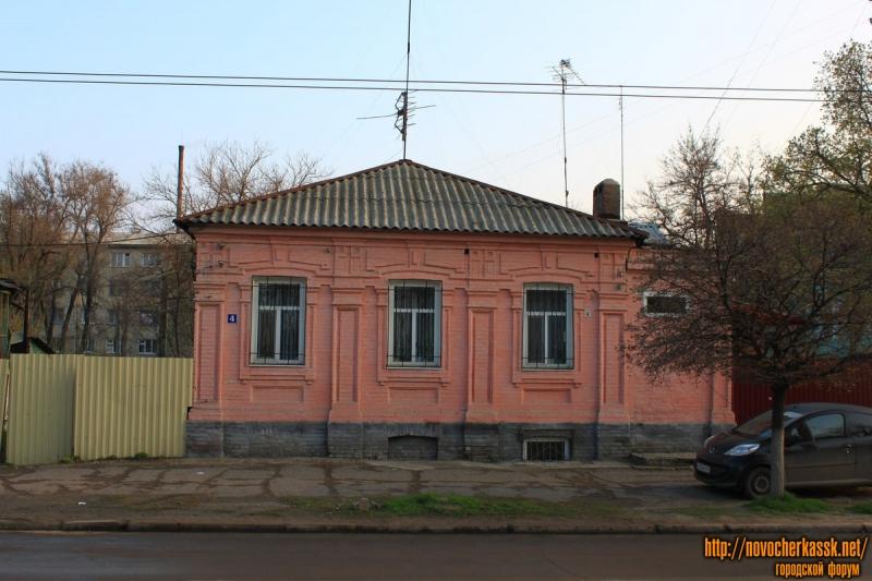 Проспект Баклановский, 4