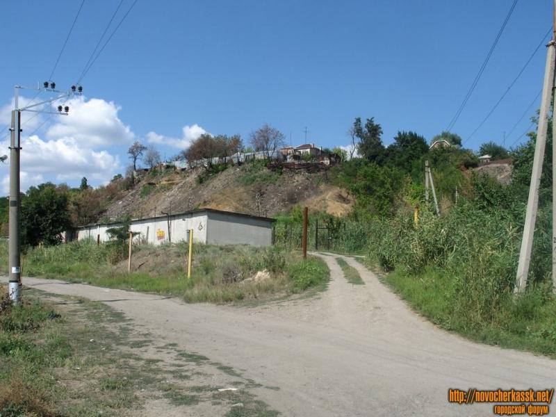 Социалистическая улица, вид на северо - запад
