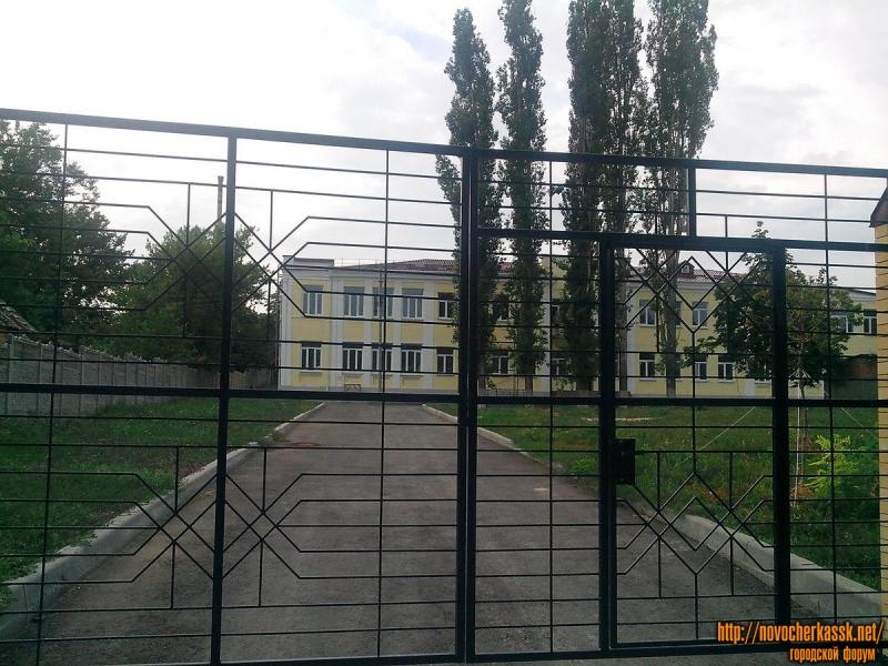 Троицкая. Отремонтированный детский сад
