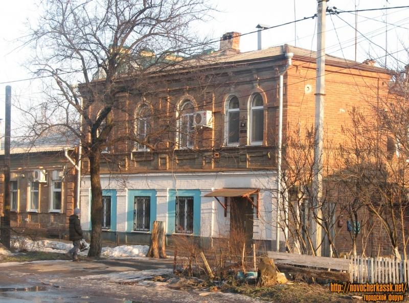 Улица Троицкая 19