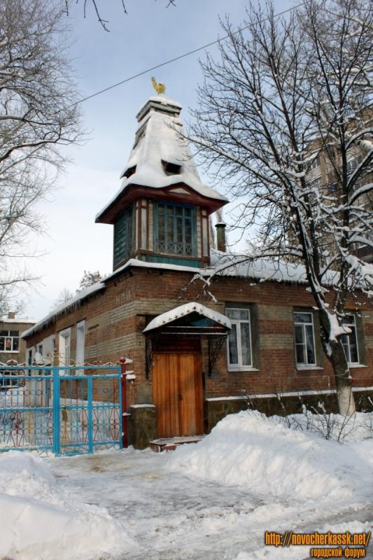 Детский сад «Золотой петушок» по улице Красноармейской