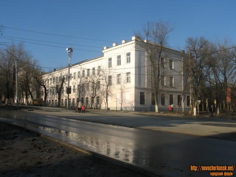 Угол Пушкинской и Троицкой