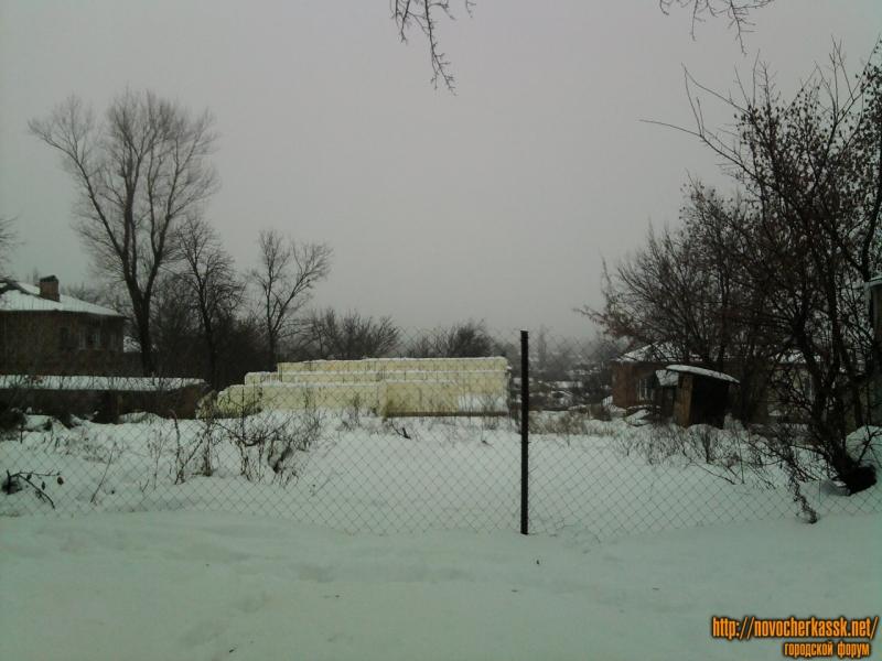 Строительство в районе Бакунина, 23