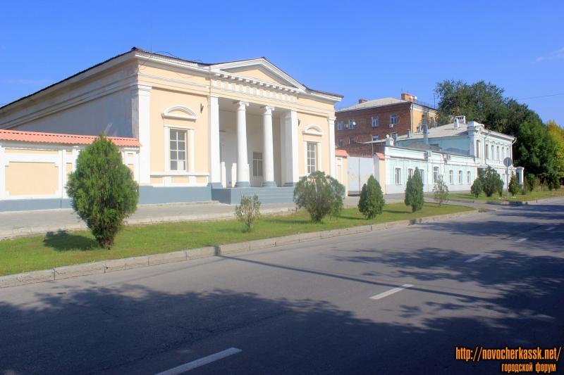 Платовский проспект, Гауптвахта