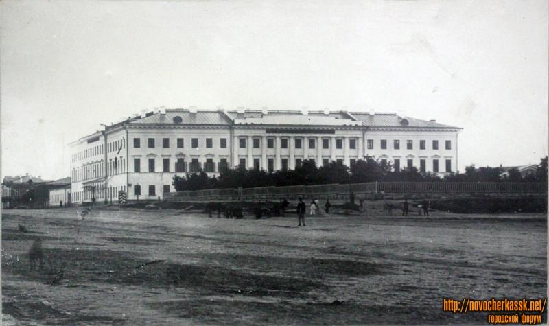 Здание войскового правления