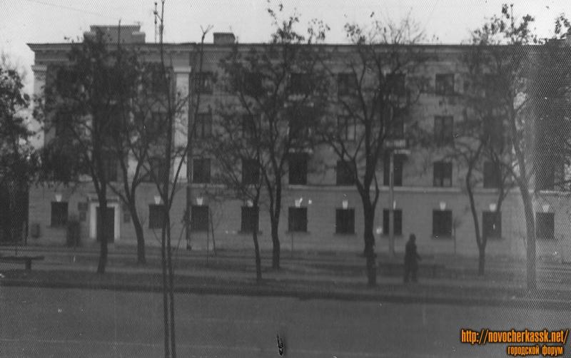 Проспект Баклановский, 8