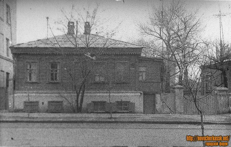 Проспект Баклановский, 6