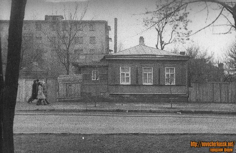 Проспект Баклановский, 24