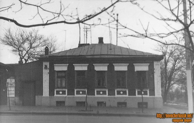 Проспект Баклановский, 30