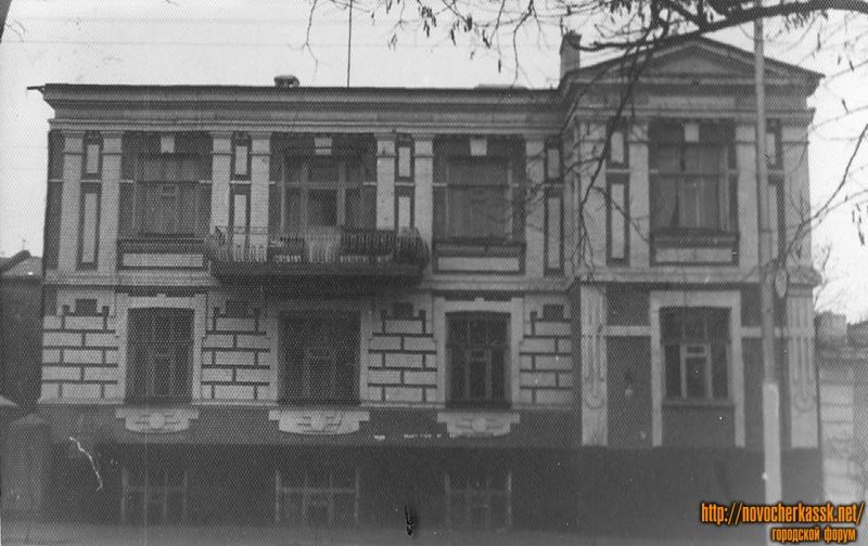 Проспект Баклановский, 44