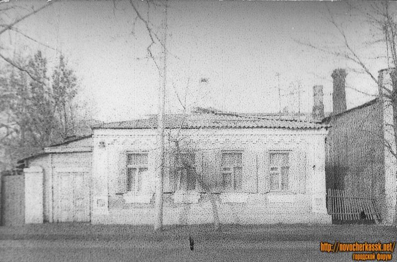 Проспект Баклановский, 76