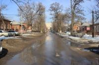 Троицкая, улица
