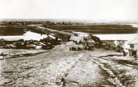 Спуск Герцена, мост через Тузлов