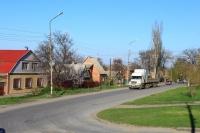 Улица Буденновская. Вид с улицы Ленгника
