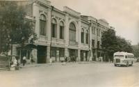 Проспект Платовский, кинотеатр Комсомолец