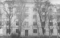 Проспект Баклановский, 78. Общежитие