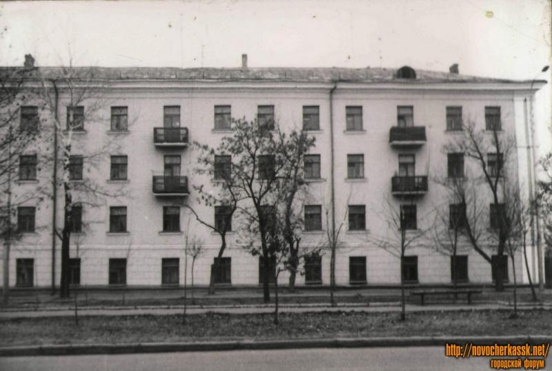 Баклановский, 1