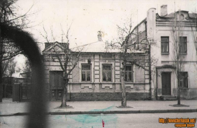 Баклановский, 5