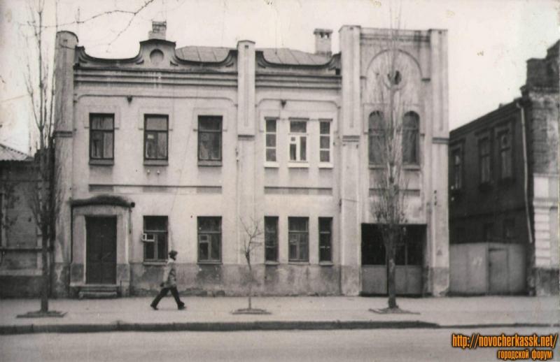 Баклановский, 7