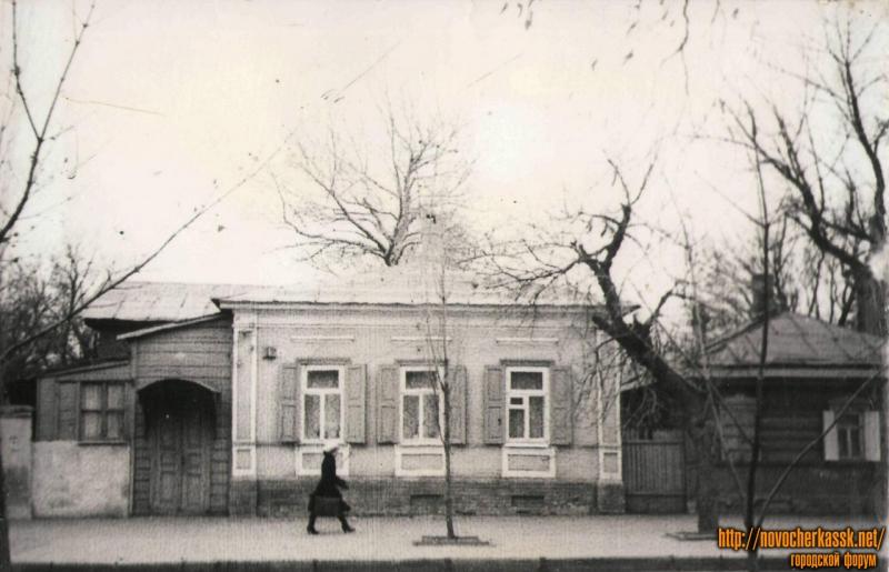 Баклановский, 11