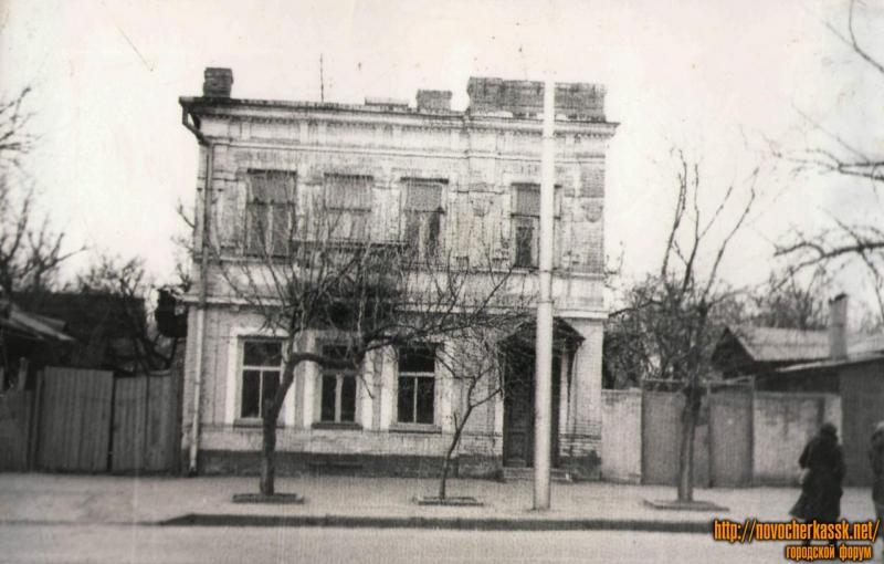 Баклановский, 15