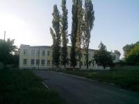 Отреставрированный садик на Троицкой