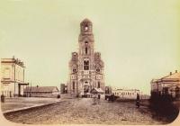 Новочеркасский собор, второй вариант, до разрушения