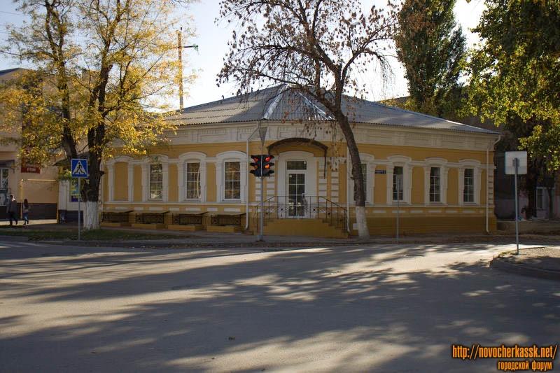 Перекресток ул. Дубовского и пр. Ермака