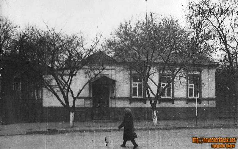 Баклановский, 65