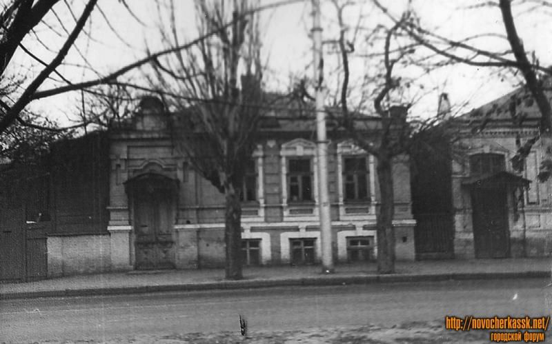 Баклановский, 59