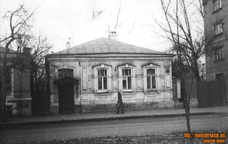 Баклановский, 61