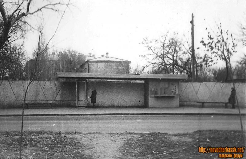 Остановка в районе Баклановского, 57