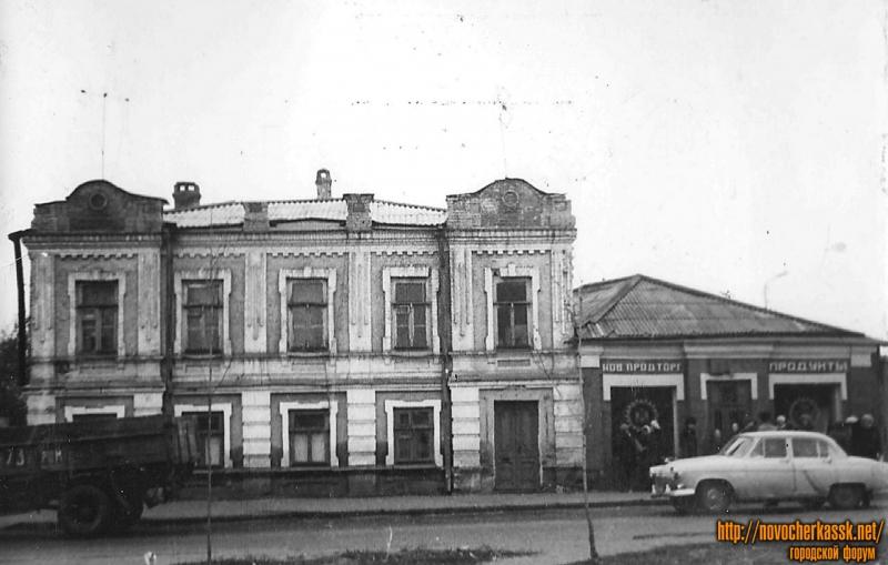 Баклановский, 49