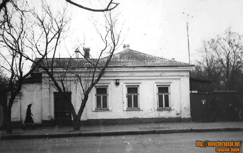 Баклановский, 43