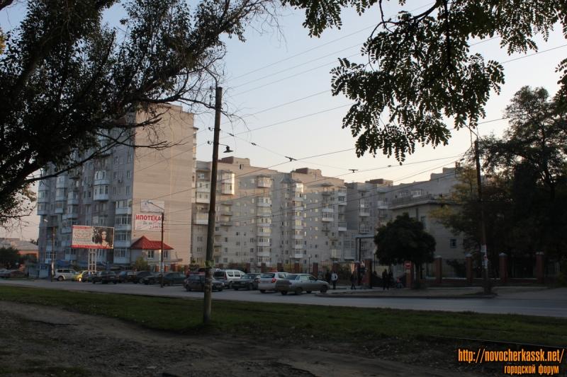 Первомайская/Троицкая, жилой комплекс «Олимп»