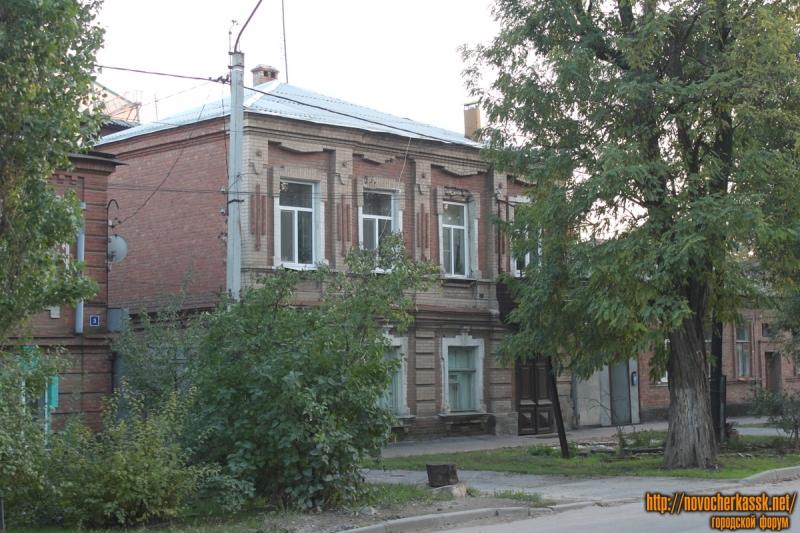 Троицкая, 5