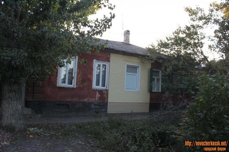Ремонт дома по улице Фрунзе, 33