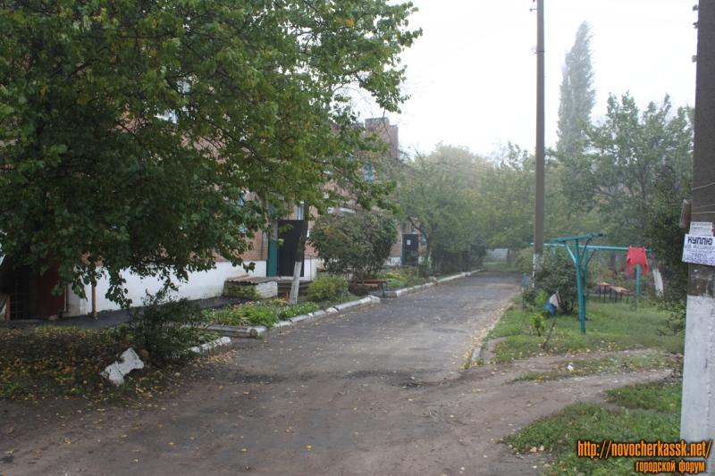 Двор улицы Казачьей, 12