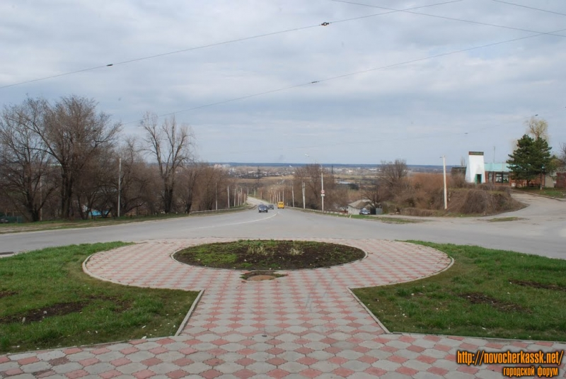 "Сп. Герцена и кафе ""Кавказ""."
