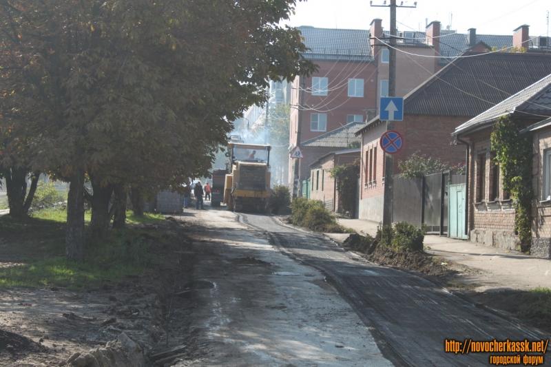 Ремонт улицы Крылова