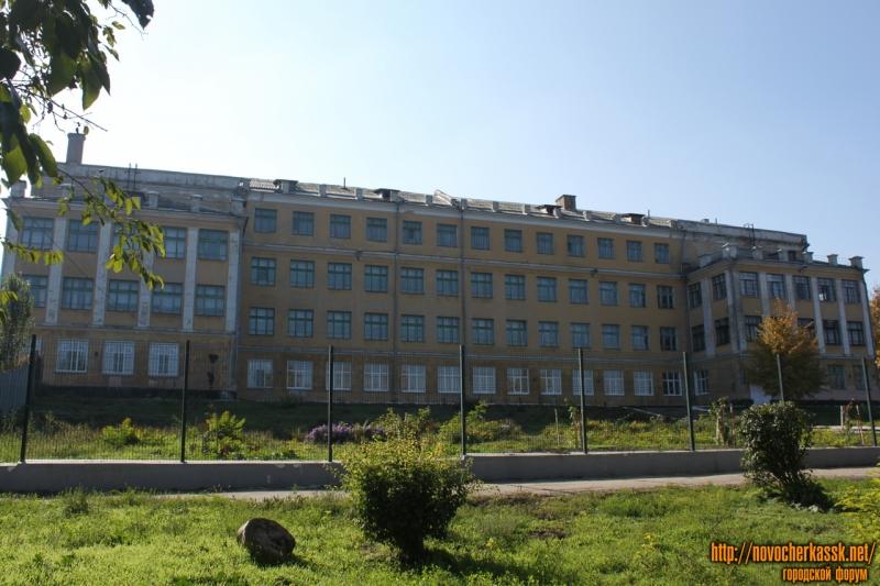 Буденновская. Школа №19