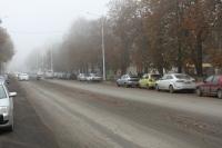 Замена асфальта на улице Московской