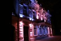 ЗАГС на улице Московской, 47 ночью