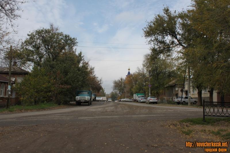 Вид на улицу Михайловскую с площади Кирова