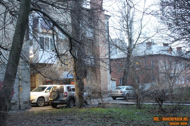 Двор Гайдара, 15