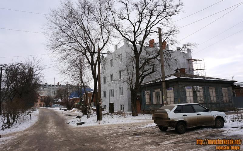 Строительство на Шумакова