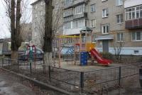 Детская площадка: Ларина, 22